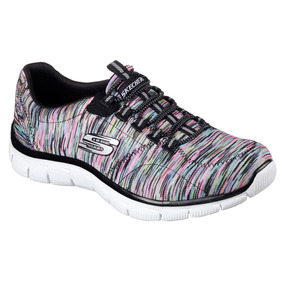 Zapatillas Skechers Relaxed Fit Empire - Game On Mujer