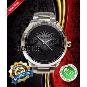 Exclusivo Reloj Harley Davidson Nuevo Original Con Garantia