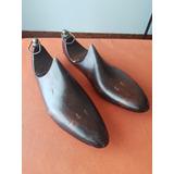 Orma De Zapatos Madera Antiguos, Muy Buen Estado,dos