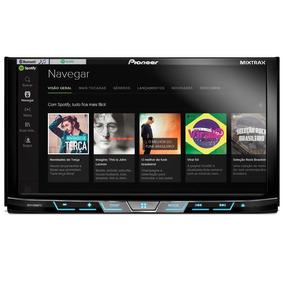 Dvd Automotivo Pioneer Avh 5880 Tv Digital 2 Din Usb