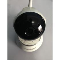 Camera Ip Wireless Wi-fi Micro Sd Com App 360