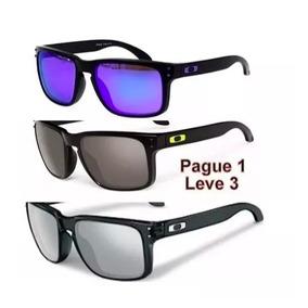 Óculos Oakley Holbrook Polarizado Pag 1 Leve3 Frete Grátis