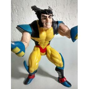 Boneco Woverine Toy Biz 1996 X-men Marvel -falta Uma Garra