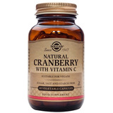 Cranberry Con Vitamina C Solgar Cistitis Antibiotico Natural