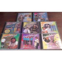 Lote 8 Cds Revista Cuartetazo (gary/la Mona/trulala/y Mas)