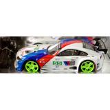 Deportivo Tipo Rally R/c Control Remoto Escala 1:10
