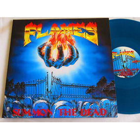 Flames Summon The Dead Lp In Agony Last Morbid Angel Saint