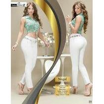 Jeans Fajeros Levanta Pompas Modelod Colombianos Talls:28/34
