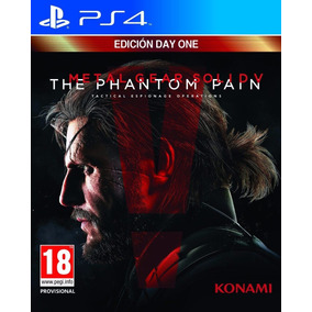 Metal Gear Solid V: The Phantom Pain Pre Order Ps4 Digital