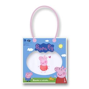 Conjunto Lupo Peppa Pig Blusa + Calcinha 257