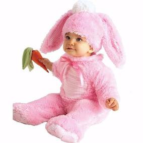 Disfraz De Conejo Bebé Talla 0-6 Meses