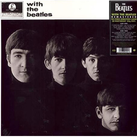 Vinilo With The Beatles - The Beatles
