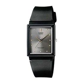 Reloj Análogo Mq38-8a Rectangular Classic 3-mano Casio Mq38