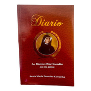 Libro Diario De Sor Faustina - Edición Económica