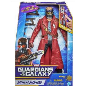 Marvel Star Lord Figura Habla De Guardianes De La Galaxia