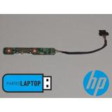 Boton Encendido Wifi Hp Tx1000 Tx1332 Tx2000 Tx2532