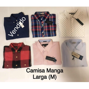 Ropa Americana Camisa, Camiseta Xl Polo, Tommy Hilfiger,