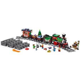 Lego 10254 - Lego Creator Expert - Trem De Natal