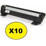 Pack 10 Toner Tn-1060 Brother Hl-1202 Hl1112/1512/1810/1815