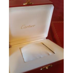 Caja Cartier Grande, Con Manuales, Excelente Estado