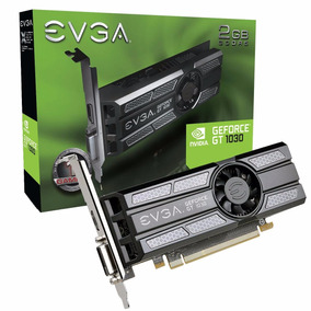 Placa De Vídeo Evga Gt 1030 2gb Sc Low Prof. 02g-p4-6333-kr