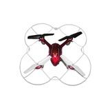 Drone Com Controle Remoto Rádio Frequência Kraken W4
