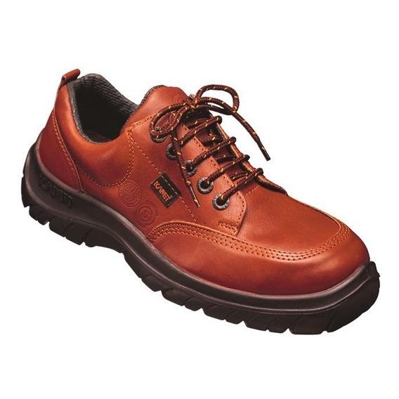 Calzado De Seguridad Kamet Zapato Leon P. Acero