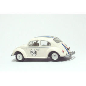 Fusca Vw Beetle Herbie Lightning
