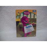 Dvd + Livro Barney- As Boas Maneiras