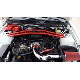 Alto Flujo Competencia Mustang V6 2005 Al 2009 Con Edelbrock