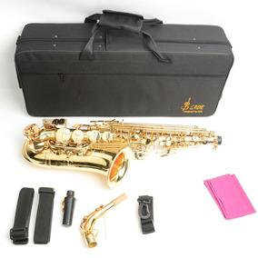 Saxofon Alto Marca Lade Nuevo Con Estuche Y Accesorios