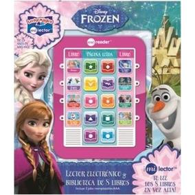 Lector Mágico 8 Libros Disney Frozen Me Reader - Giro Didáct