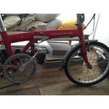 Soul Bike Desmontável Pouquíssimo Uso Imperdível