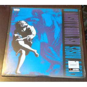 Lp Guns N´ Roses Use Your Illusion I I 180gr Imp Lacrado 2lp