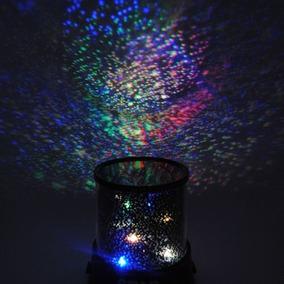 Luz Led Romántico De La Noche Del Proyector Del Cielo De La