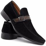 Sapato Masculino Esporte Fino Preto