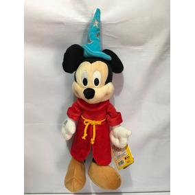 Mickey Mouse Mago Original Peluche Disney 50 Cm Envio Gratis