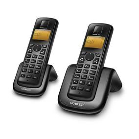 Teléfono Inalámbrico Twin Con Manos Libres Noblex Ndt2000tw