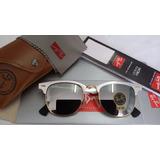 d9204bf08503b Oculos Clubmaster Espelhado Feminino no Mercado Livre Brasil
