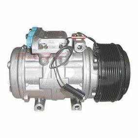 Compressor 10p15 Parafuso Passante Caminhão Accelo 24v