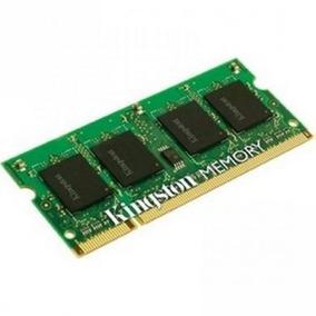 Memória 4 Gb Ddr2 800 Mhz Pc6400 Kingston Para Notebook 4gb