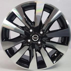 Rodas Nissan Kicks Sl 16 Pcd