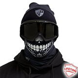 Thermal Winter Fleece Máscara De La Nieve Snow Snowboard...