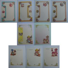 Coleção Papel De Carta Anos 80 Menininhas Annelise Lote 147