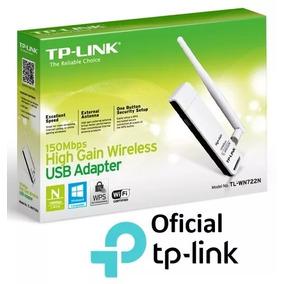 Adaptador Wifi Wireless Usb Tp-link Tl-wn722n 150mbps Promo