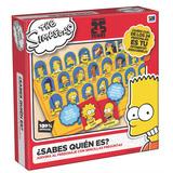 Sabes Quien Es The Simpsons
