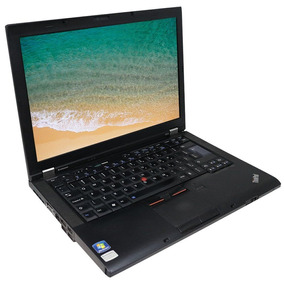 Notebook Lenovo T410 I5 2.4 Ghz 4gb Ddr3 Sem Hd - Usado