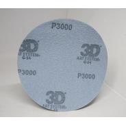 Pad De Lija Al Agua Para Maquinas Lijadoras - P3000 6- Hig