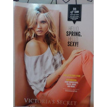 Victorias Secret Sexy Catalogo 2013 Zapatos Blusas Pants Bra