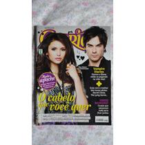 Revista Capricho Vampire Diaries - Ed. 1143/ Outubro De 2011
